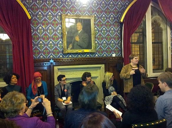 Jane Garvey, Yas Necati, Helen Pankhurst, Emily Thornberry MP, Chi Onwurah, Emma Barnett, Telegraph